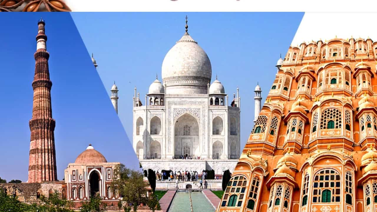 The Golden Triangle – Delhi, Agra and Jaipur