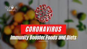 COVID-19 Prevention with Immunity Booster Food and Diet